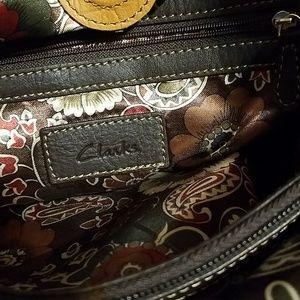 Clarks Bags - BNWOT Clarks Leather Shoulder Bag